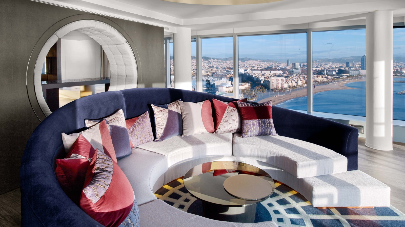 Sala d'estar Extreme WOW Suite