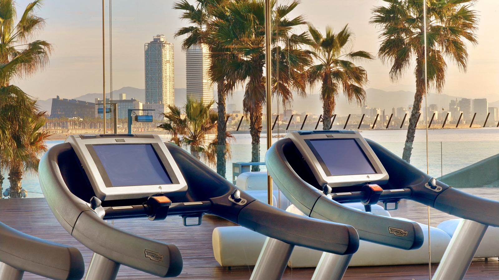 Fit Fitness Centre at W Barcelona