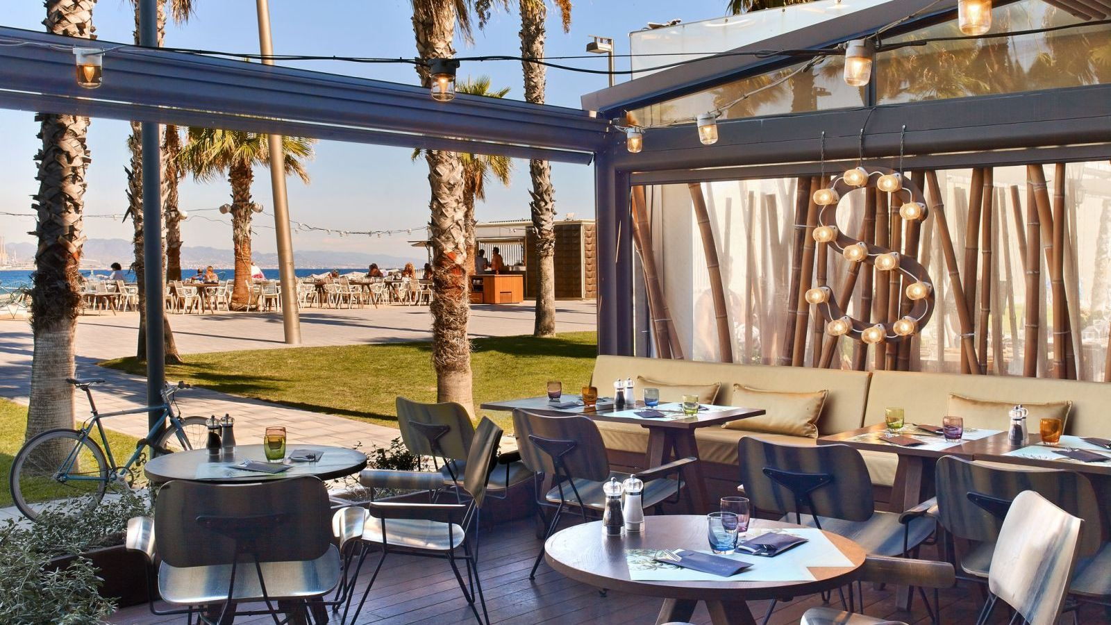Salt Restaurant Beach Club W Barcelona
